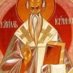 Ölülerin dirilişi-Kudüslü aziz Kirillos