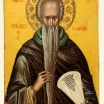20 Ocak Aziz Eftimios'un hayat hikayesi