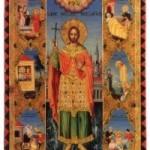 17 Şubat Midilli'nin hamisi (Bizanslı) Aziz Teodoros