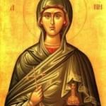22 Temmuz Mecdelli (Magdalalı) Meryem: Mür taşıyıcı ve Elçilere denk