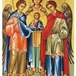 Aziz Mihail ve Cebrail İlahisi