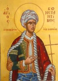 2 Haziran Midillili Konstantin (M.S. 1819)