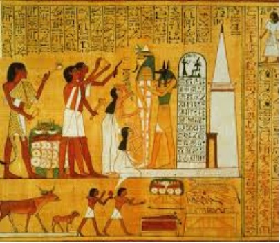 Yusuf ve Ibranilerin Mısır'a