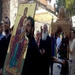 Ortodokslar Aya Vukolos Kilisesi'nde buluştu