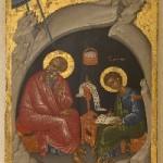 26 Eylül Incil yazarı Aziz Yuhanna'nın göğe