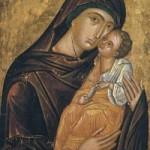 Tanrı'nın Annesi'ne Saygı