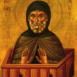 Direk Tepesinde Yaşayan Aziz Simeon