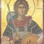 Türkçe altyazılı ilahi (aziz Dimitrios apolitikion'u)