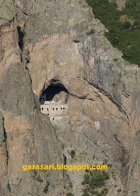 Rum Garasari Meryem Ana Manastırı'nın tarihçesi