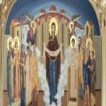 Meryem Annemizin Koruyucu Örtüsü
