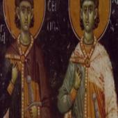 7 Ekim. Kutsal şehitler Sergiyos ve Bahos