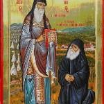 Kapadokyalı Aziz Arsenios'un hayatından