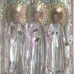 15 Kasım. Kutsal Şehitler ve iman ikrarcıları Guriyas, Samonas ve Avivos