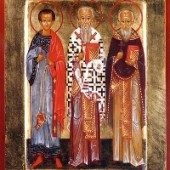 3 Kasım. Kutsal Şehitler Akepsimas, Yusuf ve Aitalas