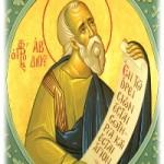 19 Kasım. Kutsal Peygamber Avdiyas [Obadya] ve kutsal şehit Barlaam