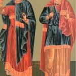 29 Kasım. Kutsal şehitler Paramonos ve Filumenos