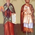 28 Kasım. Kutsal şehit keşiş Yeni Stefan ve kutsal şehit İrenarhos