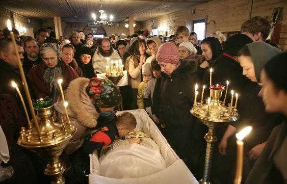Şehit Peder Daniel Sysoev