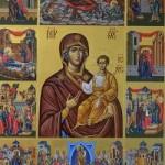 26 Aralık Pek kutsal Tanrıdoğuranın Anılması ve Sardis piskoposu Şehit Efthimiyos.