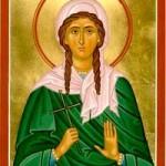21 Aralık Kutsal Şehit Yulyani