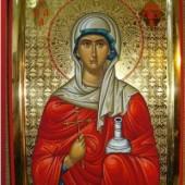 22 Aralik Kutsal Yüce Şehit, Yaraların Şifacısı Anastasiya