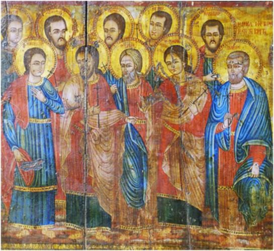 23 Aralık Girit'in on kutsal Şehidi