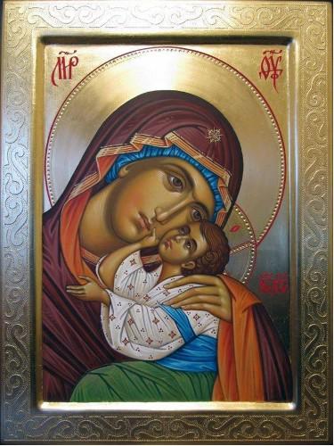 Kutsal Tanrıdoğuran'ın Pisidya ikonası ve ona adanmış ezgiler