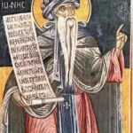 4 Aralık Saygıdeğer Babamız Şamlı Yuhanna