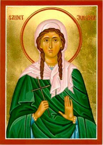 Kutsal Şehit Yulyani