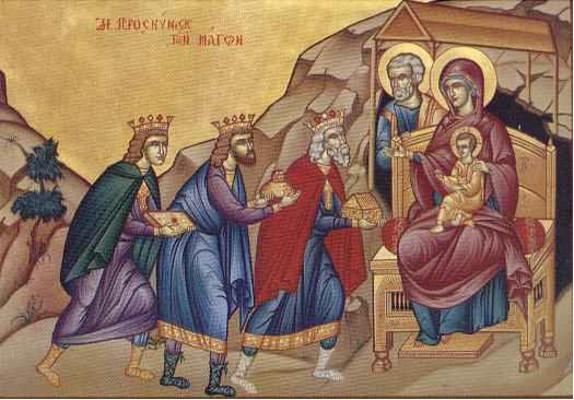 İsa'yı ziyaret eden Yıldızbilimcileri kim?