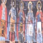 13 Aralık. Kutsal Şehitler Efstratiyos, Afksendiyos, Evgeniyos, Mardariyos ve Orestes; kutsal Bakire Şehit Lusi (Işık)
