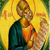 Kutsal Peygamber Sofonyas