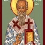 7 Aralık. Kutsallar arasındaki babamız, Milan piskoposu Ambroz