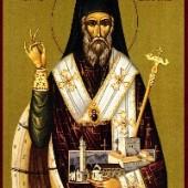 17 Aralık Zakinthoslu Aziz Dionisios