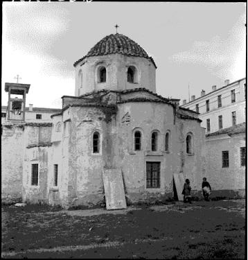 Panayia Kamariotissa Bizans Kilisesi-Heybeliada/Halki