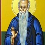 Υüce babamız Aziz Efthimiosun gördükleri ve geçirdikleri