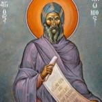 17 Ocak. Saygıdeğer ve Tanrı tanığı Babamız Büyük Antoni