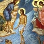 Mesih İsa'nın Kutsal Vaftizi