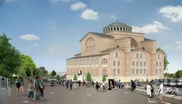 İstanbul Aziz Polievktos Kilisesi kalıntıları