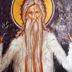 19 Ocak. Saygıdeğer Babamız, Mısırlı Makaryus ve Kutsallar arasındaki Babamız, Kekiralı Aziz Arsenyus