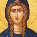 12 Ocak. Kutsal Şehit (ve Diyakoz) Tatyana