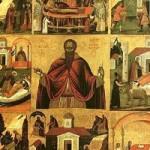 11 Ocak. Saygıdeğer Babamız Başkeşiş Theodosiyos
