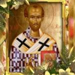 27 Ocak. Kutsallar arasındaki Babamız Yuhanna Hrizostomos'un Emanetlerinin Taşınması
