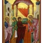 İsa Mesih'in Tapınağa Giriş Bayramı - Incil açıklaması