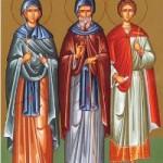8 Ocak Saygıdeğer Annemiz Domniki ve saygıdeğer Babamız George Çozevit