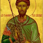 17 Şubat Kutsal Yüce Şehit Theodor