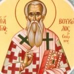 6 Şubat Saygıdeğer Babamız Vukolos, İzmir Piskoposu