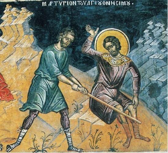 15 Şubat Kutsal Elçi Onesimus
