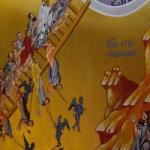 """Kutsal Merdiven""  adlι eserin yazarι Yuhanna Pazarı"