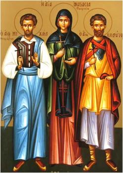 10 Mart Kutsal Annemiz Anastasiya